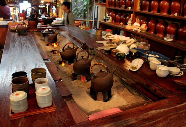 Jiufen Tea House 2 | Jonathan Crow | Flickr