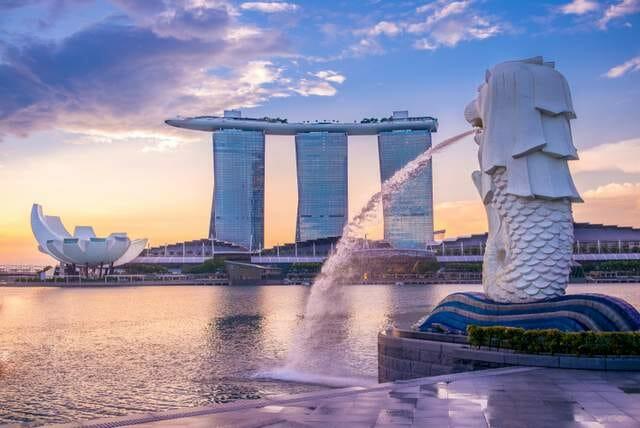 シンガポール・マレーシア旅行
