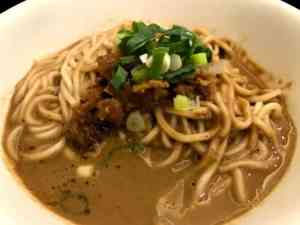 麻醬麵(40元)
